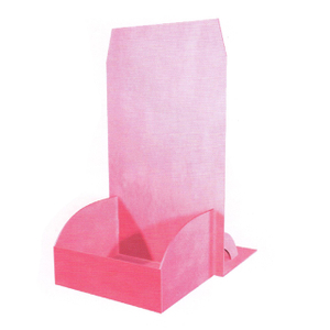 paper folding box for stationary