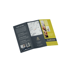 customized commercial paper bag/flyer/booklet/business card/catalog printing