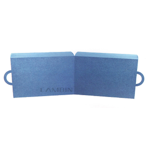 Adornments packing box with ring-shaped handle