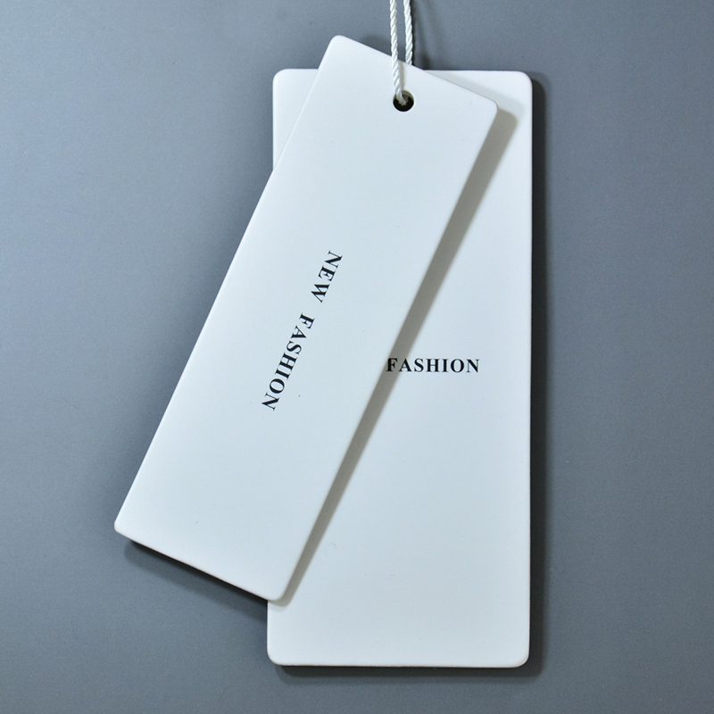 Custom Swing Hang Tags New China Label Designs Custom Clothing Price Tags