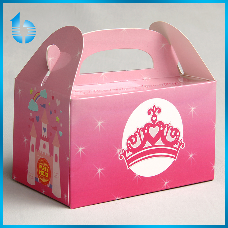 Zhejiang Factory Supply Eco-friendly Cardboard Box For Kids Nice Food Packaging Box