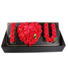 Wholesale Rectangular Customised Long I LOVE YOU Flower Bouquet Boxes