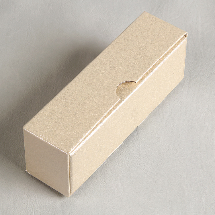 Factory Customs Embossed Paper Packaging Box For Hand Made Products