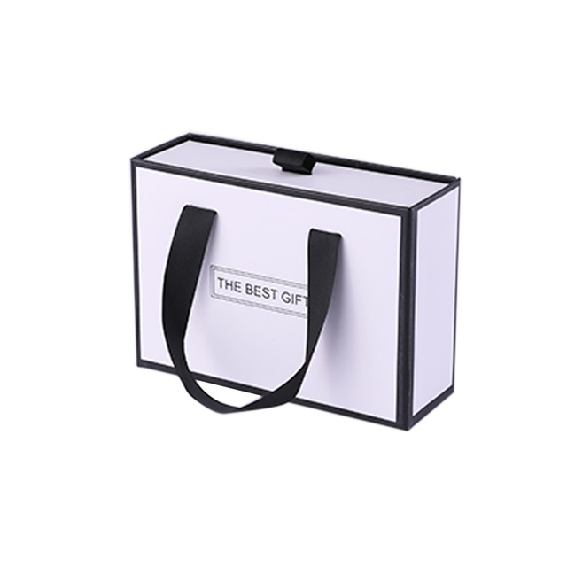 ZheJiang supplier custom logo rectangle paper boxes,paper white boxes for gift