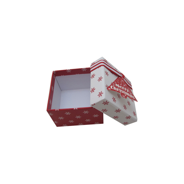 China Wholesale Custom Logo Paper Box for Christmas Ornament Gift Packaging