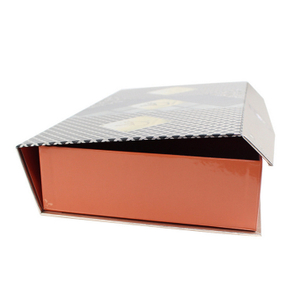 2021 Customized Cosmetic Packaging Gift Box Recyclable Paper Boxes