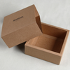 High-integrity Enterprise Custom Vellum Paper Packaging Box