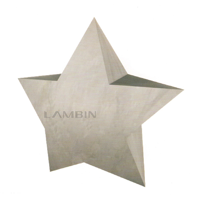 Star shaped paper box