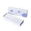 Factory High Quality Thin Package Paper Cheap Foldable Box for Toothbrush