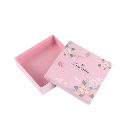 Wholesale High Quality Customized Design Logo Paper Box With Colorful For Gift