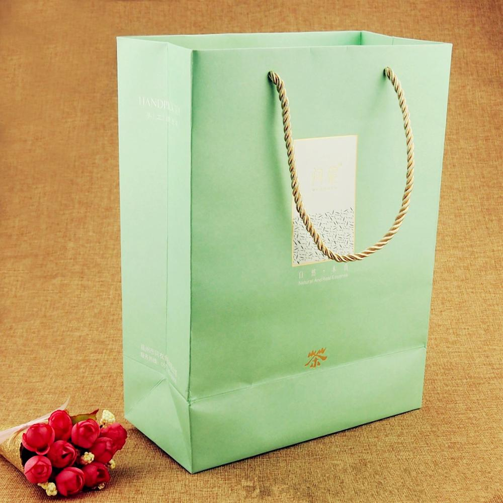 Manufacturer Orders The Spot Paper Bag Tote Bag
