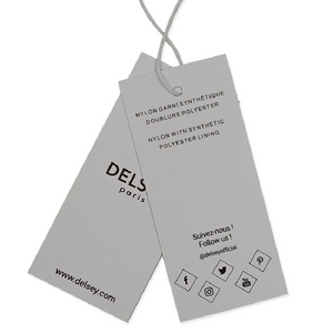 High Quality Garment Custom Products Accessories Clothing Tag