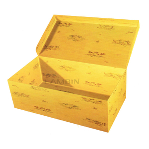 cardboard packaging box for large-size products