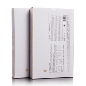 Hot Selling Customizable Gold Stamping Rigid Gift Paper Packaging Box