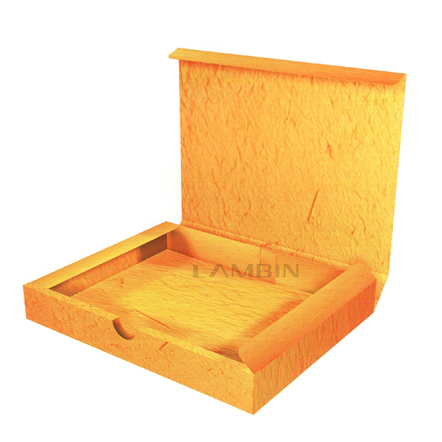 Tray-like Shape Paper Box for Packing Commodities