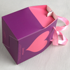 Factory Supply Folding Paper Packaging Box For Sweetheart Gifts